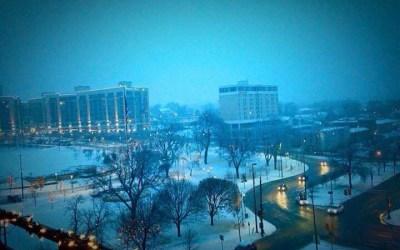 Winter Fun in Midtown Omaha!