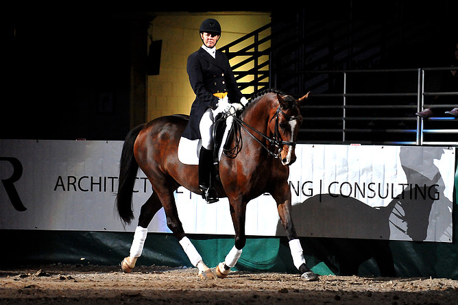 Dressage - Horsing Around in Omaha