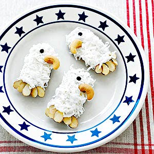 Eagle Cookies for a Romantic President's Day in Omaha