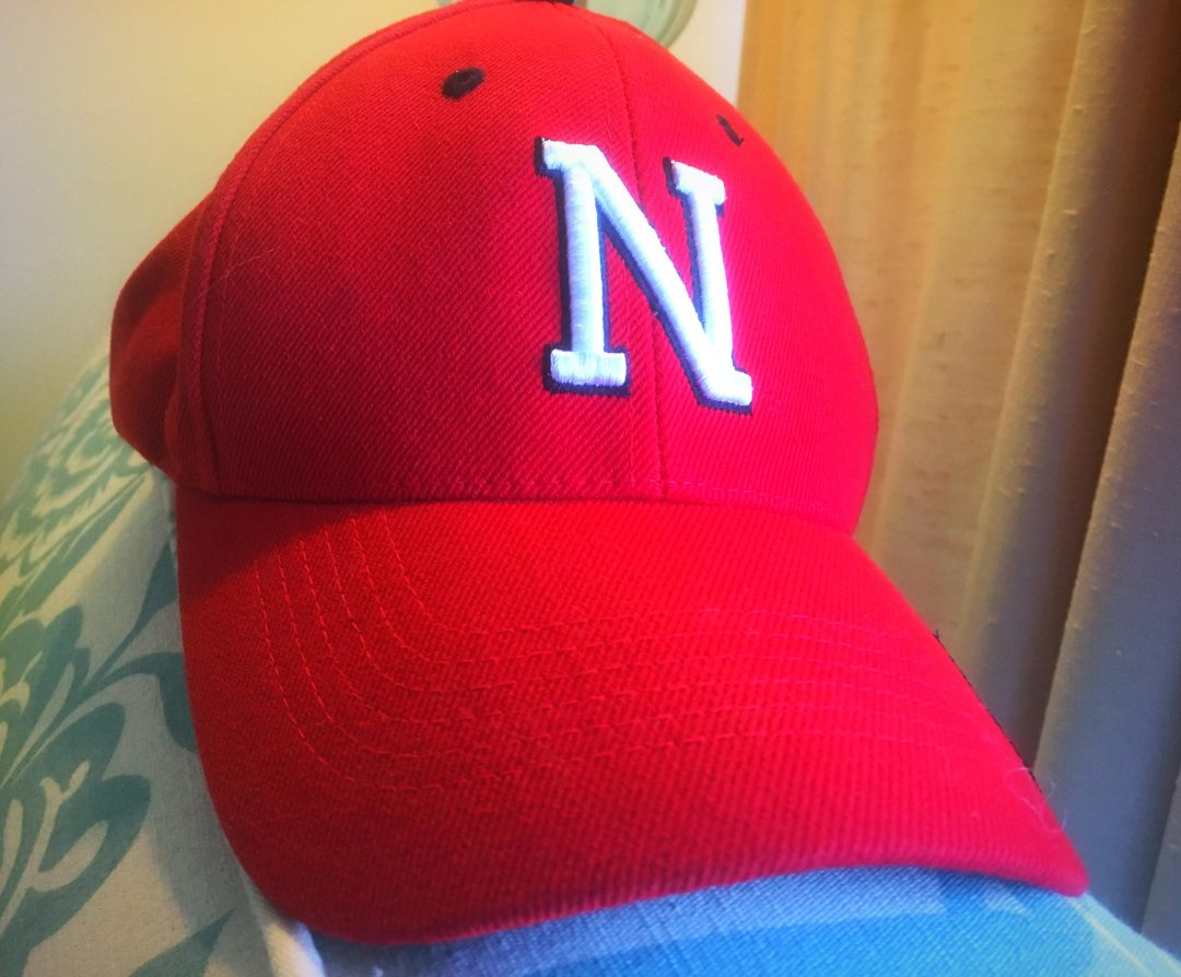 Nebraska Huskers Hat - Husker Football Anyone?