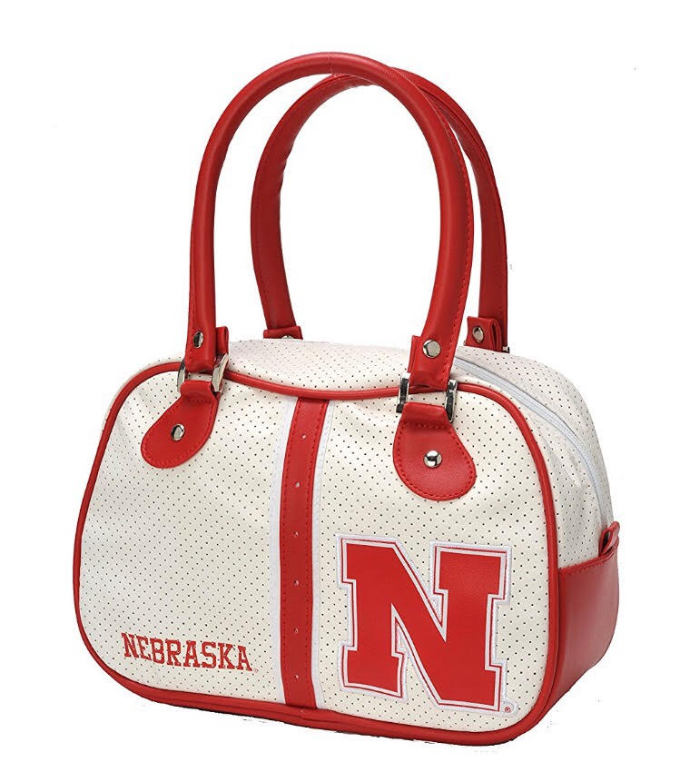 Nebraska Huskers Purse - Husker Football Anyone?