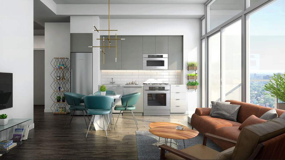 DTK Condos Suite Day
