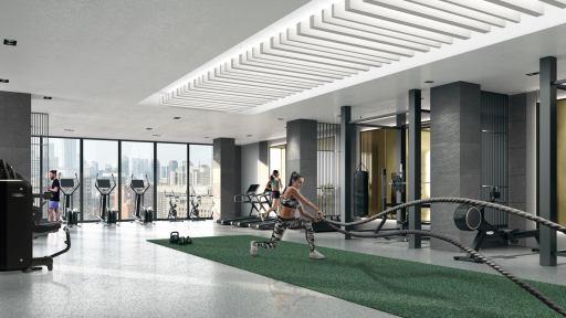 prime condo gym