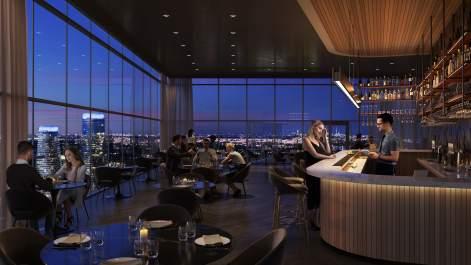 Exchange District 2 sky restaurant 2