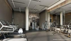 Universal City 3 Gym