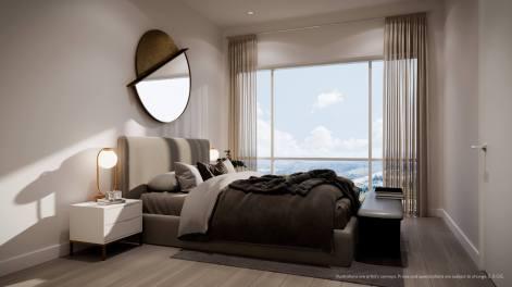 Connectt Master Bedroom