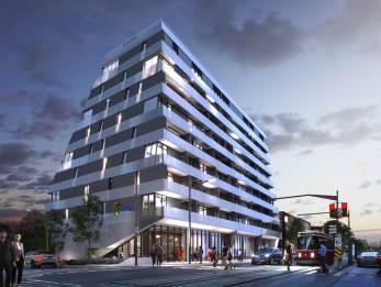Monza building
