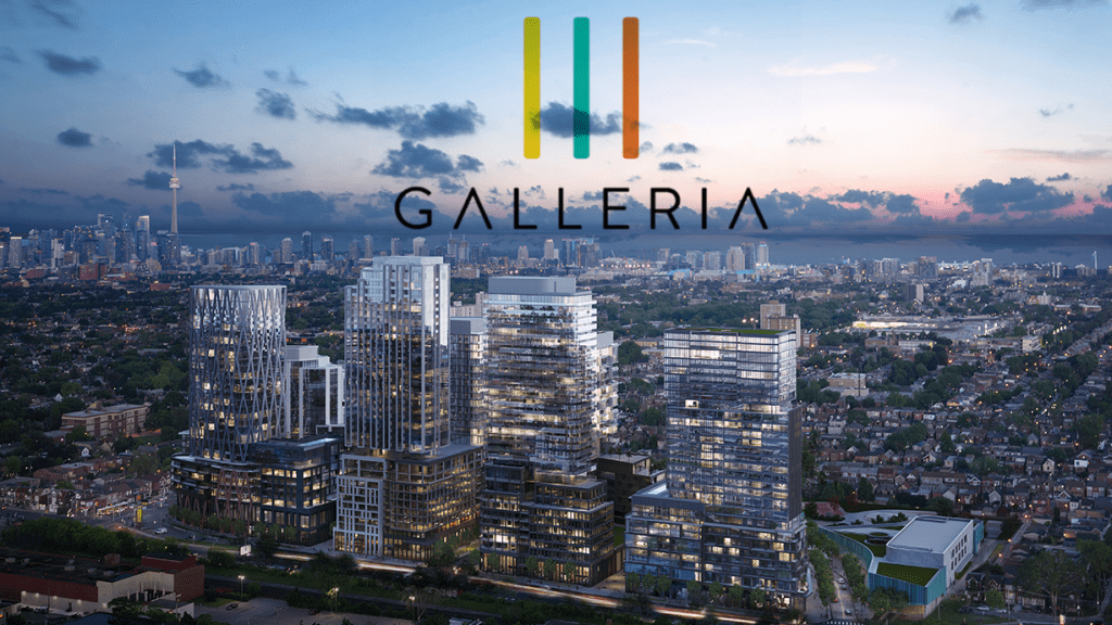galleria 3 feature