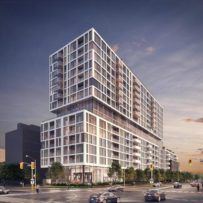 3431 St. Clair Ave. East Render