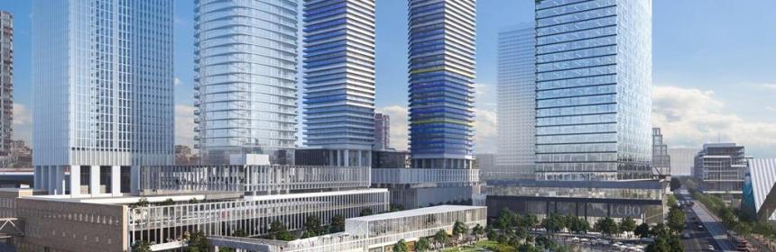 Sugar Wharf Condos - Downtown Toronto - Menkes