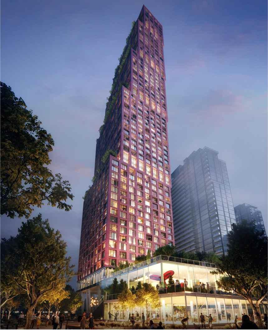 CORT CG Tower - vaughanexpocondo