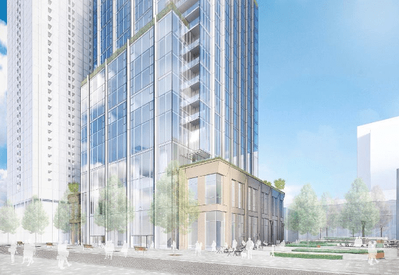 11 Yorkville Condos, building image