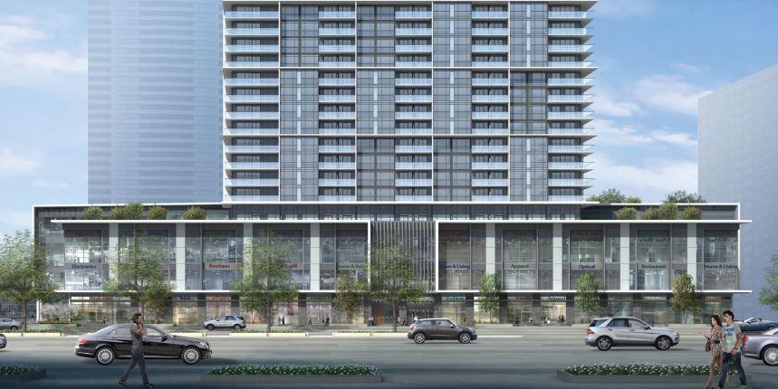 Pearl place condos building 01