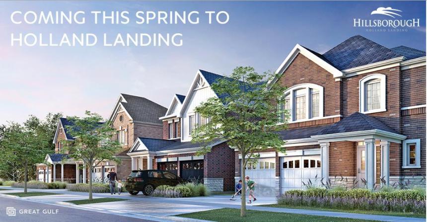Hillsborough Homes building