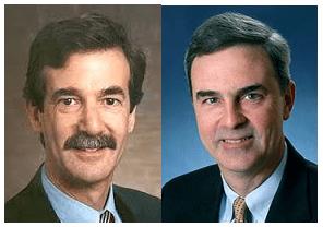 Senator Brian Frosh & Baltimore County State's Attorney Scott Shellenberger, Courtesy of Maryland Manual