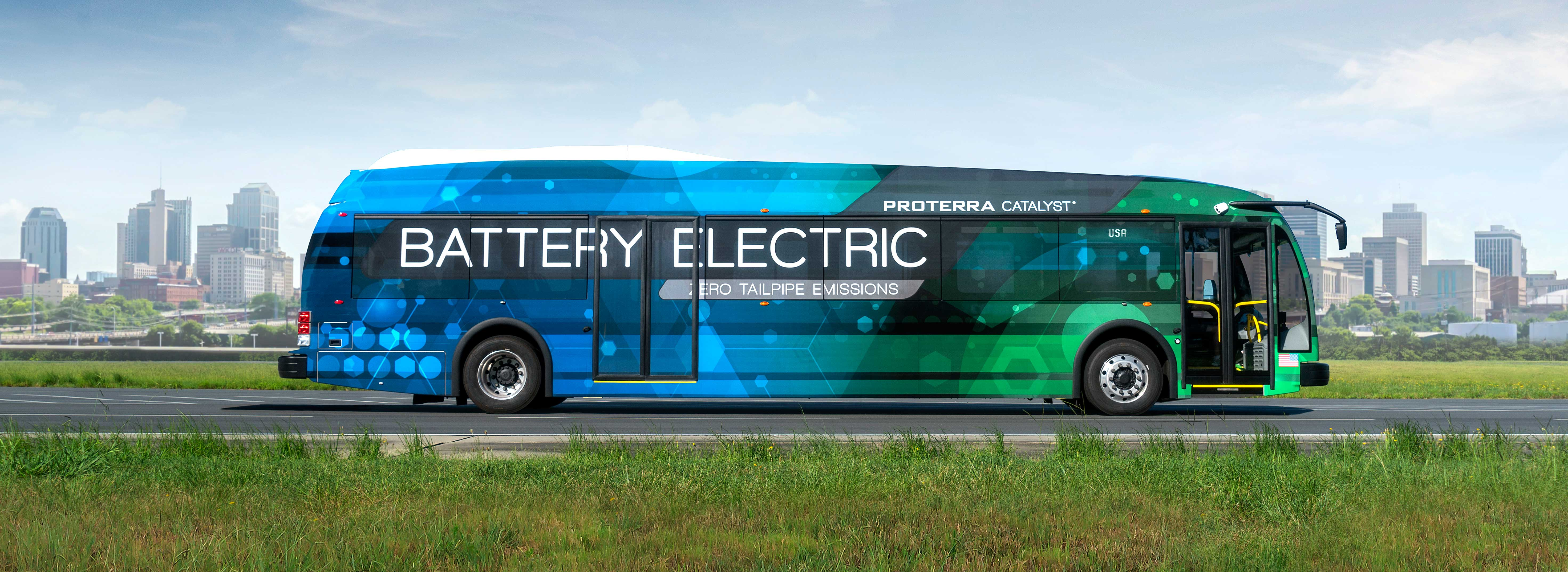 BGE Brings Baltimore City Electric Buses