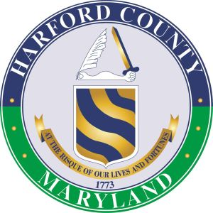 Harford Furthers Environmental Stewardship by Building Rain Garden