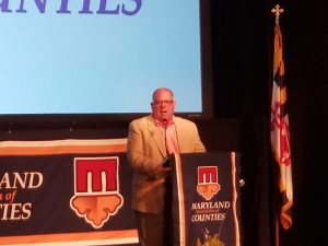 Wrap Up, and Look Ahead, with the Governor at #MACoCon