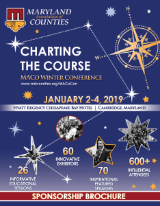 Chart the Course for County Connections with a #MACoCon Sponsorship