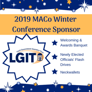 2019 MACo Winter Conference Sponsor