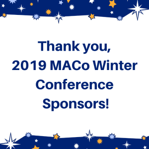 Chart the Course for County Connections with our Winter Conference Sponsors