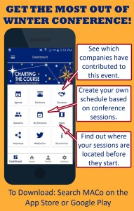Prepare for #MACoCon – Download the Mobile App Today!
