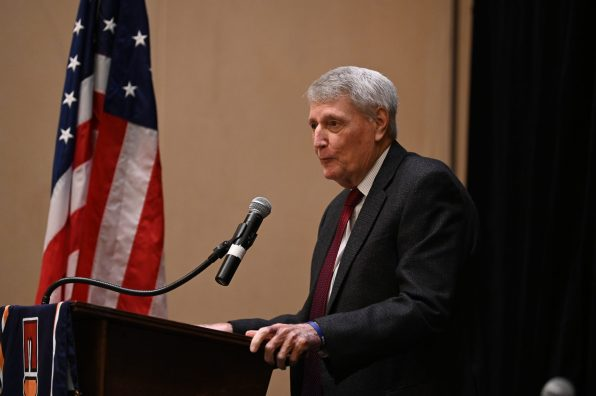 House Speaker Michael Busch at the 2019 MACo Winter Conference