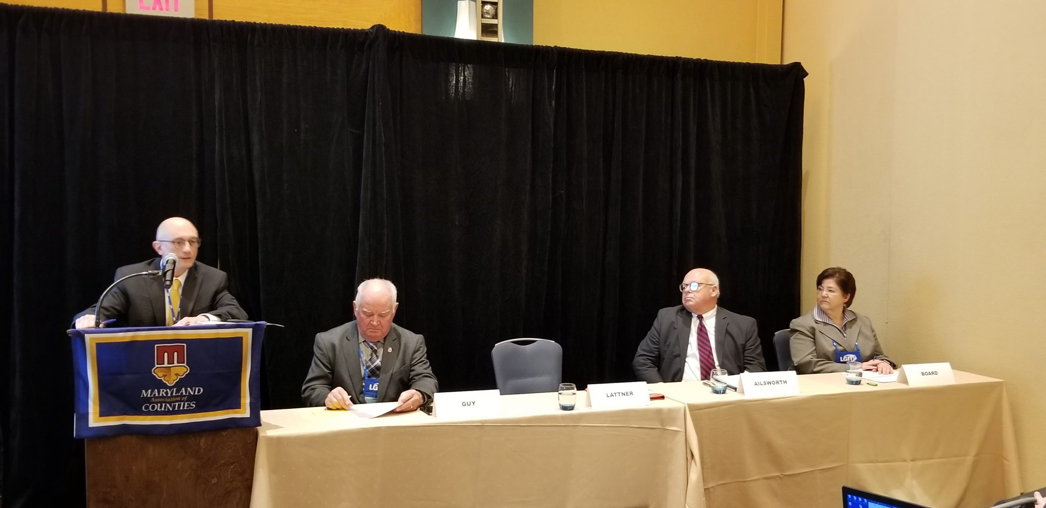 #MACoCon Attendees Learn About Comparative Fault, Access to Justice, Local Preemption