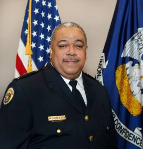 New Orleans Police Superintendent Michael Harrison