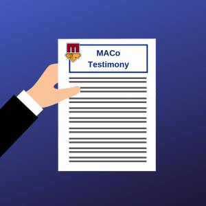 MACo Opposes State-Mandated Subtraction Modification Legislation