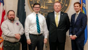 Allegany Names New Director of Emergency Services