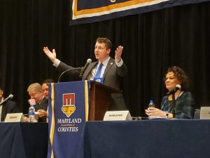 Delegate Floats Idea: School Taxes in Maryland?
