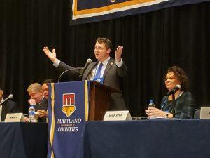 Delegate Floats Idea: School Taxes in Maryland?
