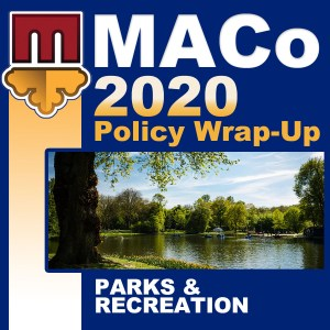 2020 End of Session Wrap-Up: Parks & Recreation