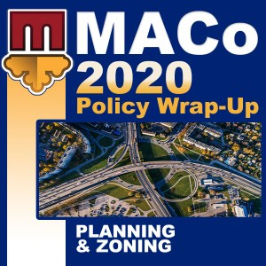 2020 End of Session Wrap-Up: Planning & Zoning