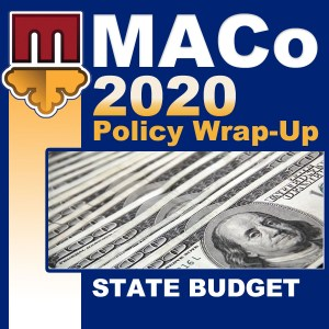 2020 End of Session Wrap-Up: State Operating Budget