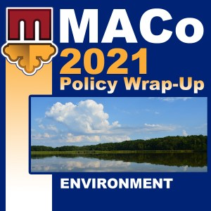 2021 End of Session Wrap-Up: Environment
