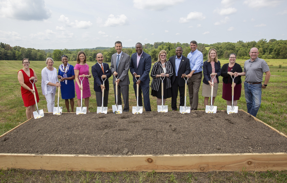 Howard Breaks Ground on MD's Largest Solar Power Purchase Agreement