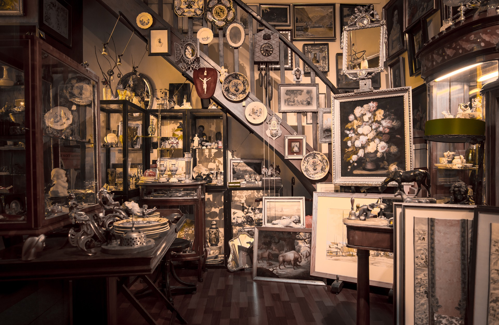 Fun Fact: Did You Know There Is an Antiques Capital of Maryland?