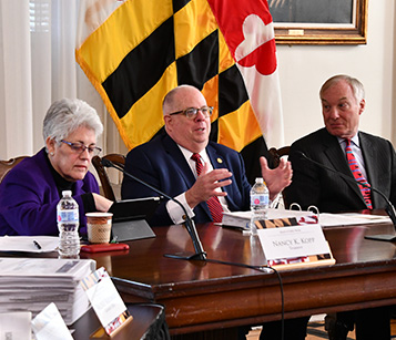 Maryland Board of Public Works – March 10, 2021 Agenda