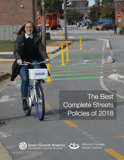 "Baltimore Among Nationwide ""Complete Streets"" Leaders"