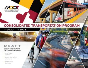MDOT Releases Draft Consolidated Transportation Program