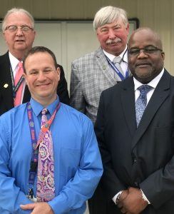 Caroline County Names Charles Scott as Warden of County Detention Center