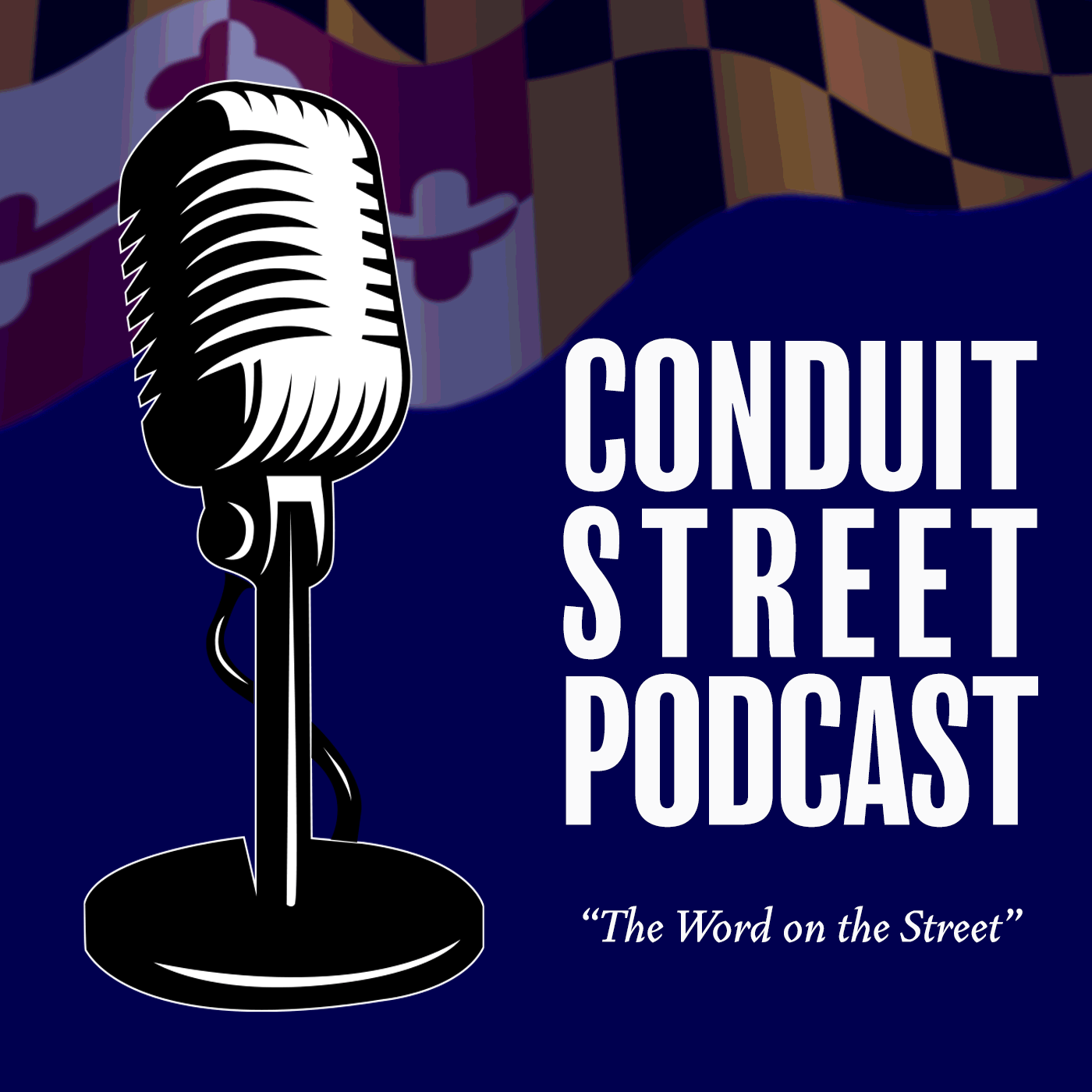 Conduit Street Podcast: Standing On a Corner, With a Friend From Arizona
