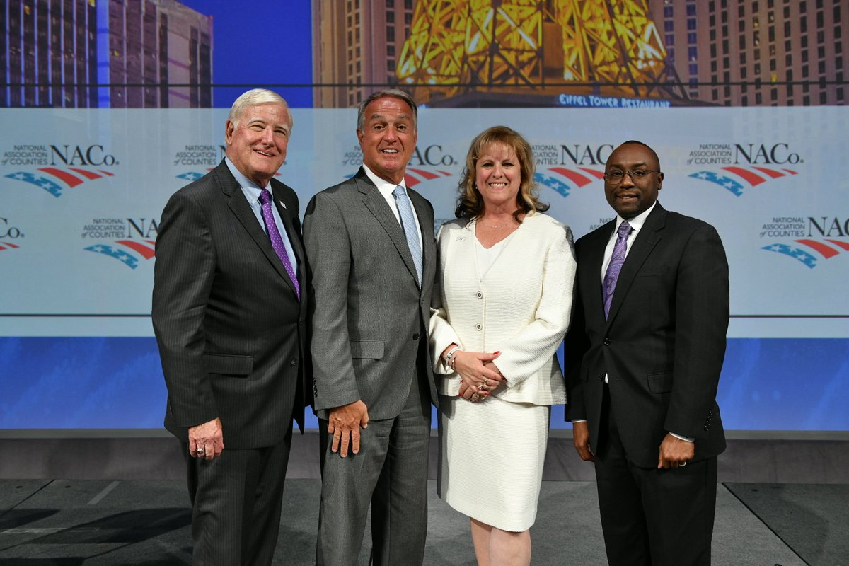 NACo Wraps Conference, Looks Ahead (and Back)