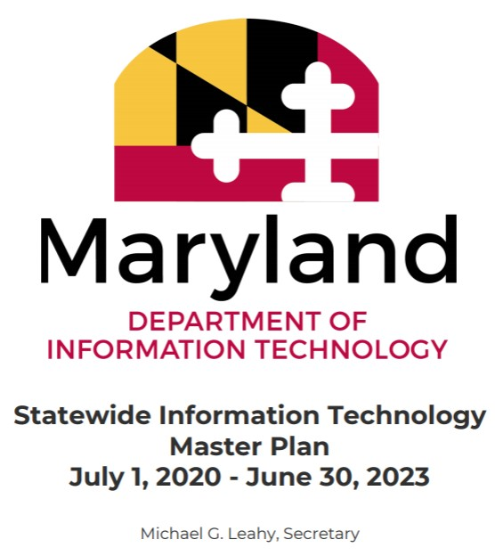 Maryland's DoIT Releases Four Year Plan and Goals, Includes Broadband Access for All