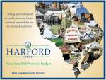 Harford Budget Proposal: Holds Line on Taxes, Funds County Priorities