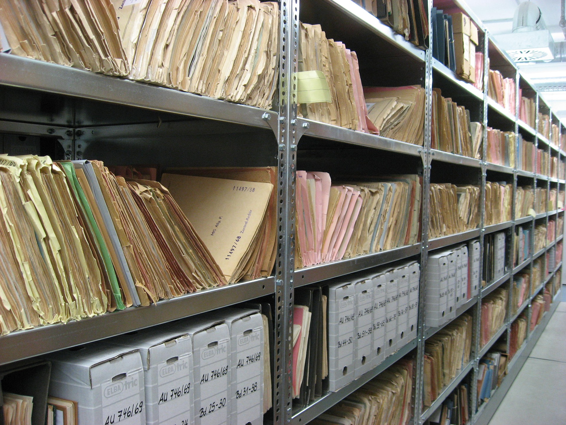 Keep Up to Date With Free Record Management Training