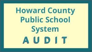 Howard Council Approves County Executive Ball's Request for School System Audit