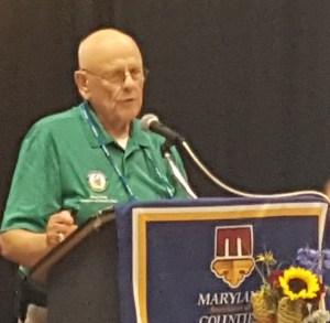 "MACo Mourns the Loss of Harford County's ""Capt'n Jim"" McMahan"